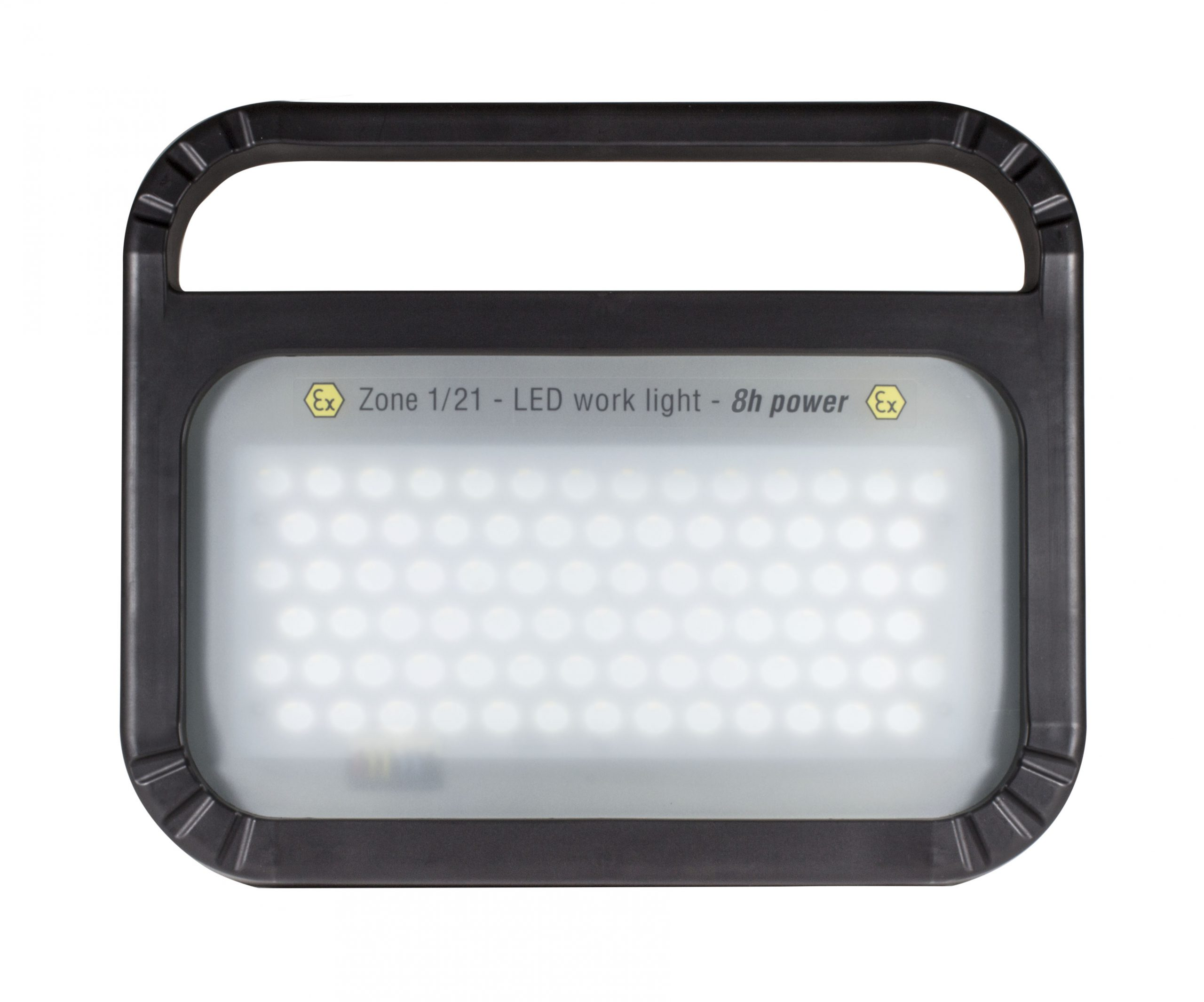 atex rechargeable ultra2 led floodlight-front
